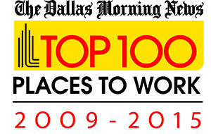 The Dallas Morning News Top 100 Places to Work